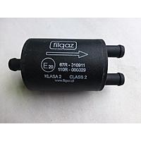 Фильтр паровой фазы газа Filgaz Ø12/2хØ12