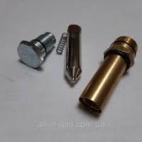Ремкомплект катушки редуктора Astar Gas (сердечник, якорь с пружинкой)