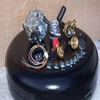 Комплект ГБО Tomasetto, инжектор с  баллоном  тор 42 л.