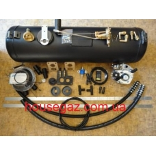 Комплект ГБО Tomasetto  AT-07 , для карбюраторных мышин с баллоном цилиндрическим Харпромтех 50 л (Ø 300 х L 802)