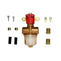 Газовый клапан Atiker (с отстойником) вход 8 мм
