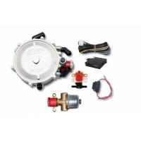 Миникит Atiker 90 кВт (120 л.с.) с ЭМК газа, бензина, переключателем, электронный пропан-бутан